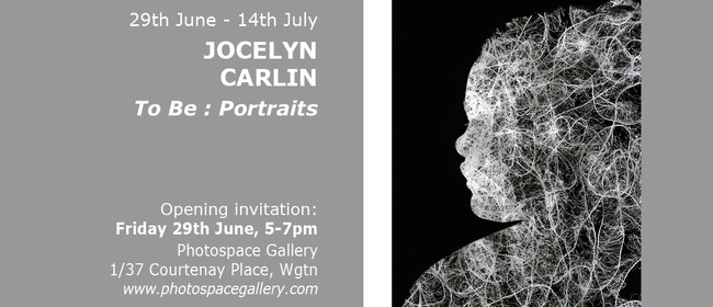 Jocelyn Carlin: To Be : Portraits