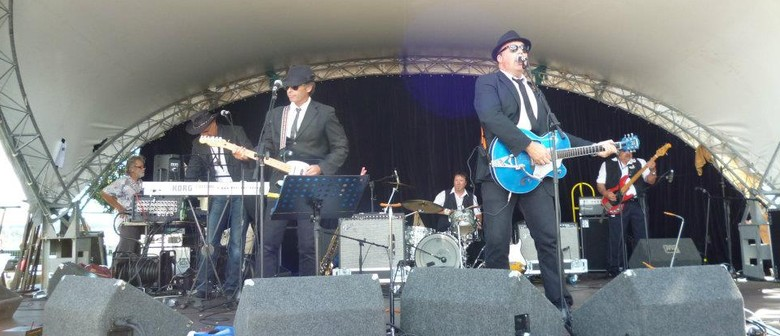 NZ Blues Brothers Tribute Show