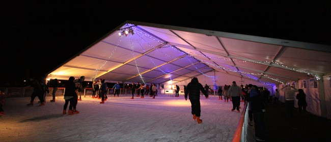 Harcourt's Ice RInk