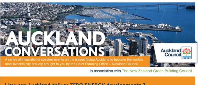 How can Auckland Deliver Zero Energy Developments