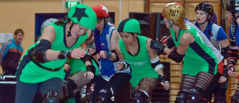 Dead End Derby Roller Girls Presents: Dead On Arrival