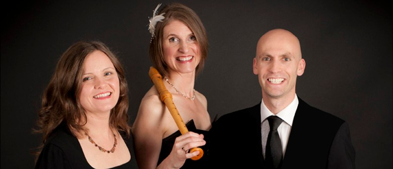 NZSM Friday Lunchtime Concert: Music of Tasman's Europe