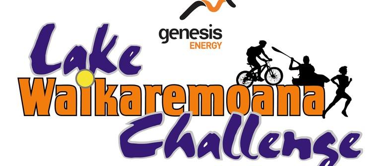 Genesis Energy Lake Waikaremoana Challenge