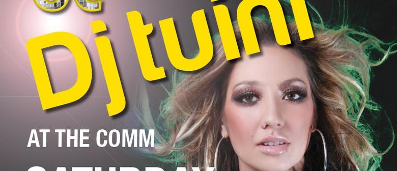 The GC's DJ Tuini