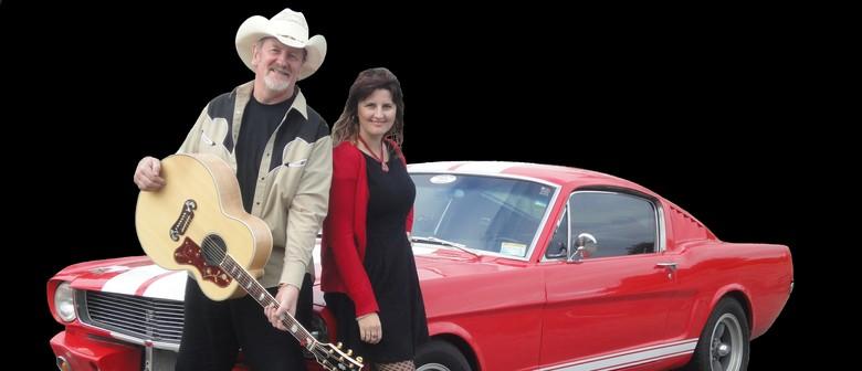 Kylie Austin & Trevor V. Stevens Country Rock Duo