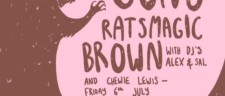 Mum Presents: Artisan Guns, Ratsmagic + Brown (DUN)