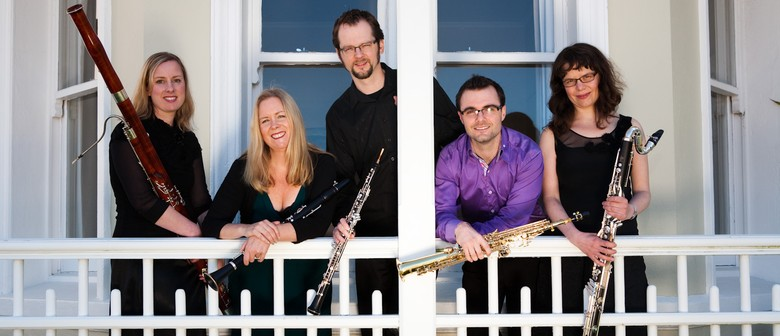 Category Five Reed Quintet - Mulled Wine Concert