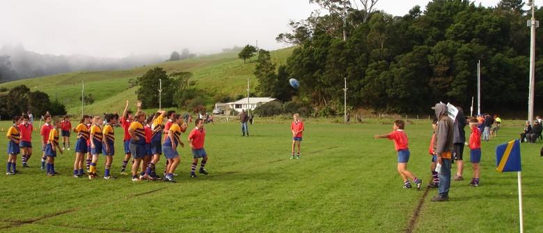 U11 Rugby - Kerikeri Red vs Kaeo