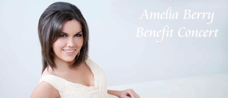 Amelia Berry Benefit Concert