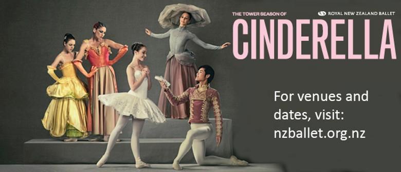 The TOWER Season of Cinderella: Royal New Zealand Ballet
