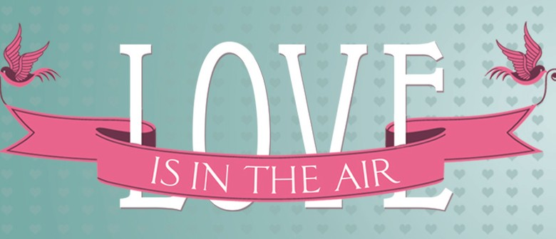 Romance Writers of NZ Annual Conference - Love Is In The Air