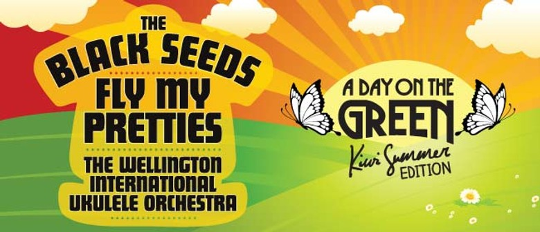 The Black Seeds & Fly My Pretties - A Day on the Green