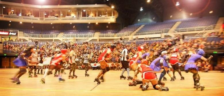Dead End Derby Roller Girls Present: Winter Wound-her Land