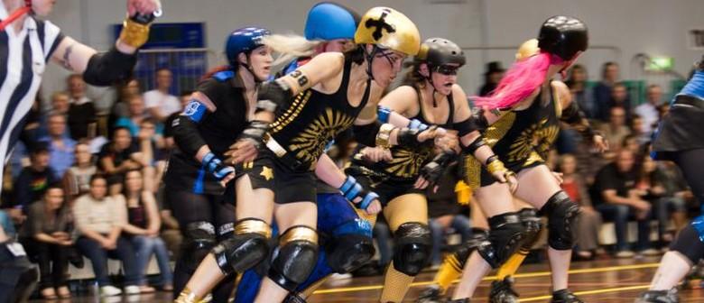 Dead End Derby Roller Girls Present: Spring Fling-her Bout 2