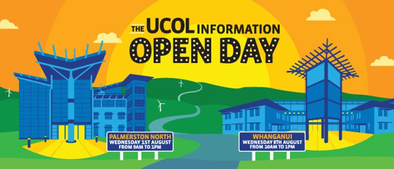The UCOL Information Open Day