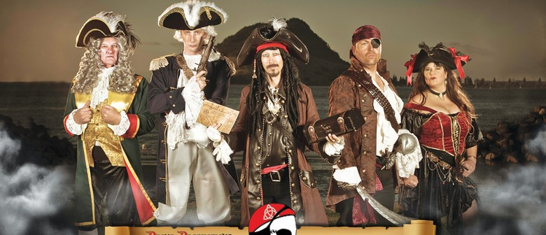 Pirates of the Pacific - Comedy Mystery Dinner Show