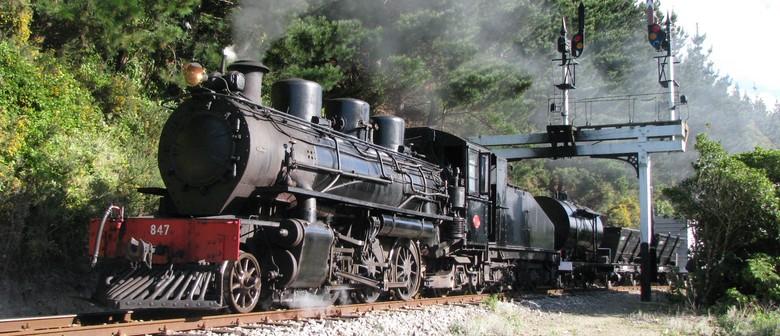 Silver Stream Railway Big Steam Sunday