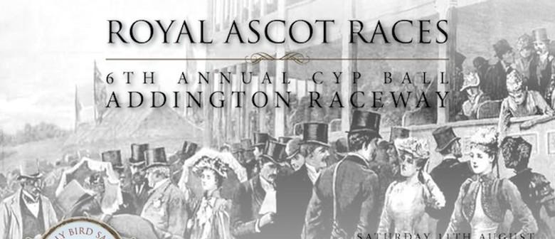 Canterbury Young Professionals Ball - Royal Ascot Races