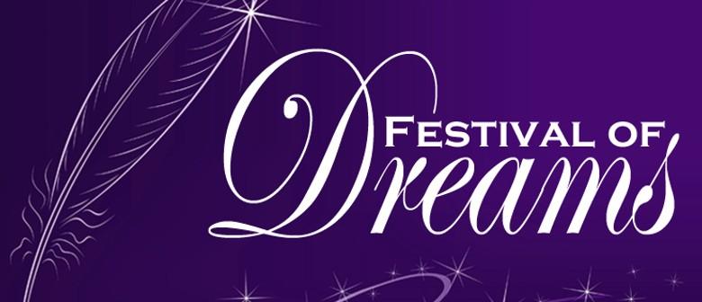 Festival of Dreams - Inspiration to Better Living: POSTPONED