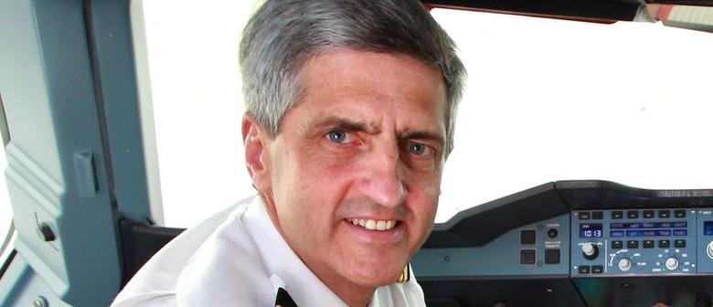 Heroic Qantas Pilot Richard de Crespigny