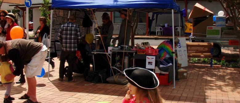 Pirate Themed Regatta Market Day