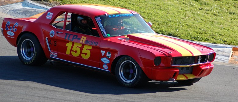 Experience Hampton Downs 2012