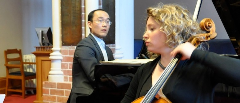 NZSM Friday Lunchtime Concert: Liu & Megiddo play Beethoven