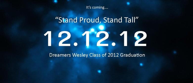 """""""I Have a Dream"""" Graduation 12.12.12"""