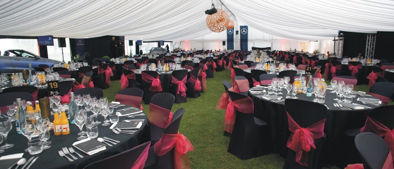 Hawke's Bay A&P Mercedes-Benz Wine Awards Dinner