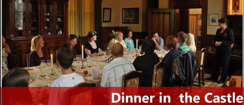 Larnach Castle Dinner and Historical Presentation