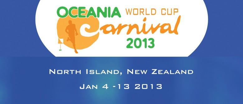 World Cup Orienteering Finals Sprint Race