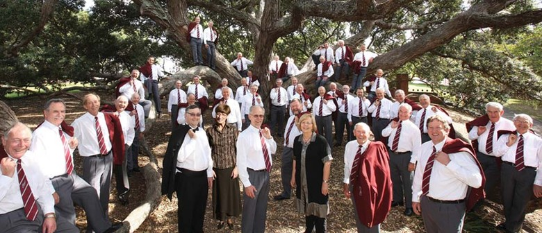 NZ Male Choir – Home and Abroad