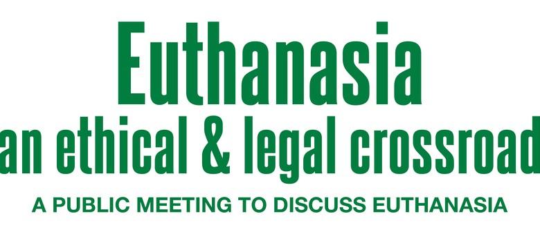 Euthanasia - Public Meeting