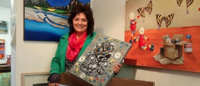 Joanne Webber Exhibition