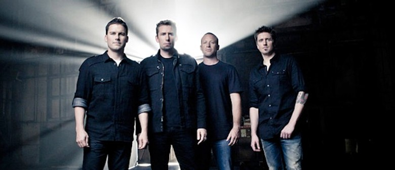 Nickelback - Here and Now Tour