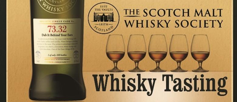 The Scotch Malt Whisky Society Tasting