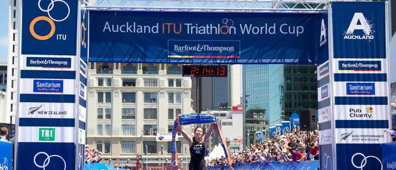 Barfoot & Thompson World Triathlon Grand Final 2012