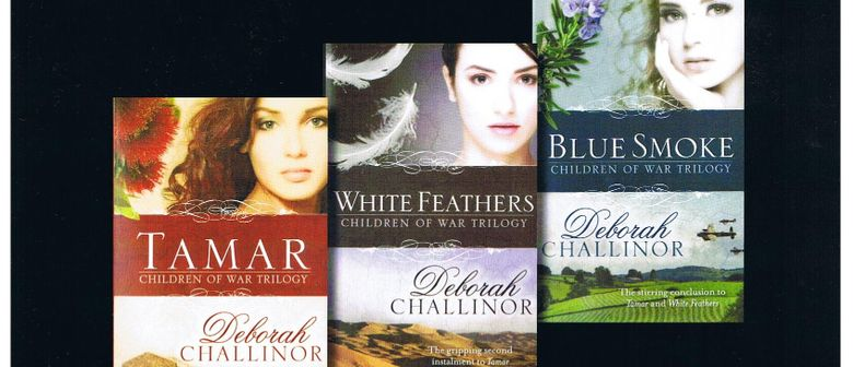 white feathers challinor deborah