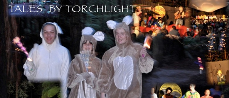 Tales By Torchlight - Conservation Week 2012