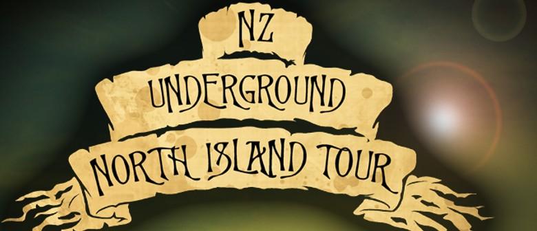 Ryan Kershaw On Tour
