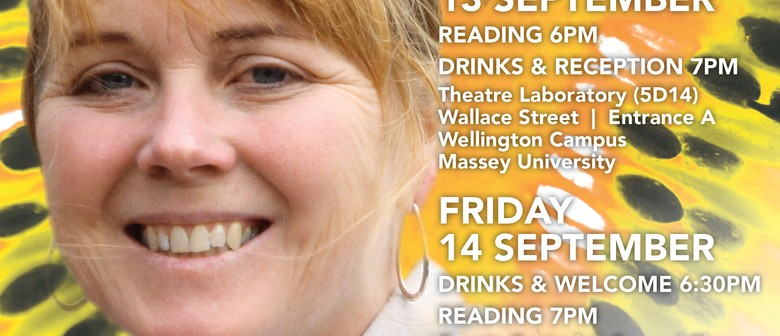 2012 Writers Read Series presents Laurence Fearnley