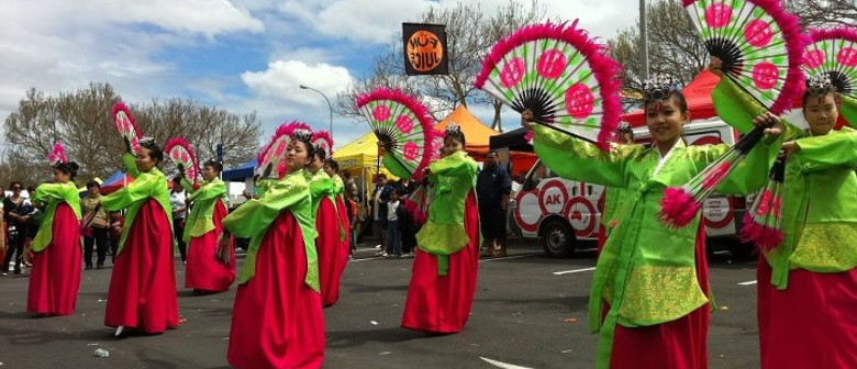 Auckland Carnival 2012