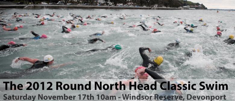 The 2012 Round North Head Classic Swim