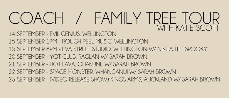 Coach - Family Tree Tour