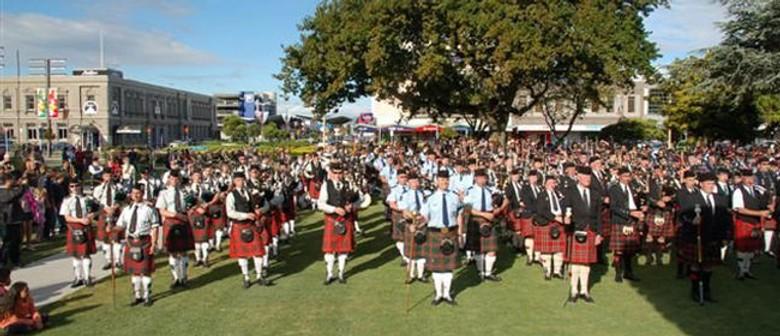 Jenny Mair Highland Square Day