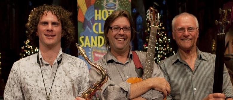Ak Jazz & Blues Club presents Hot Club Sandwich