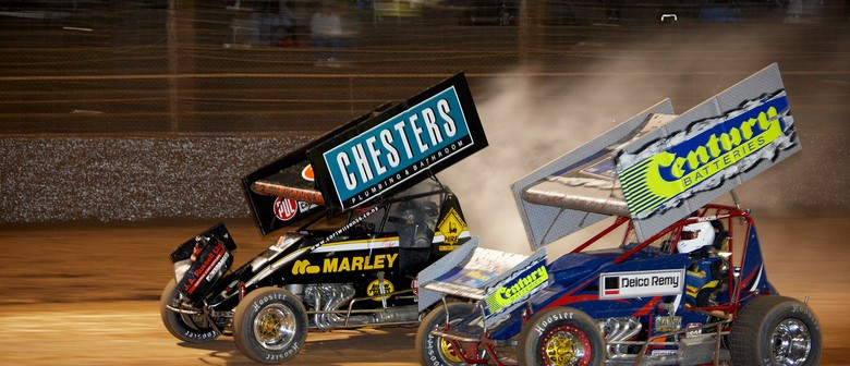 Speedway: Western Springs Championship Round 2