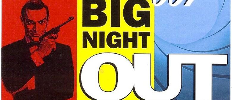 Maungatapere's 007 Big Night Out