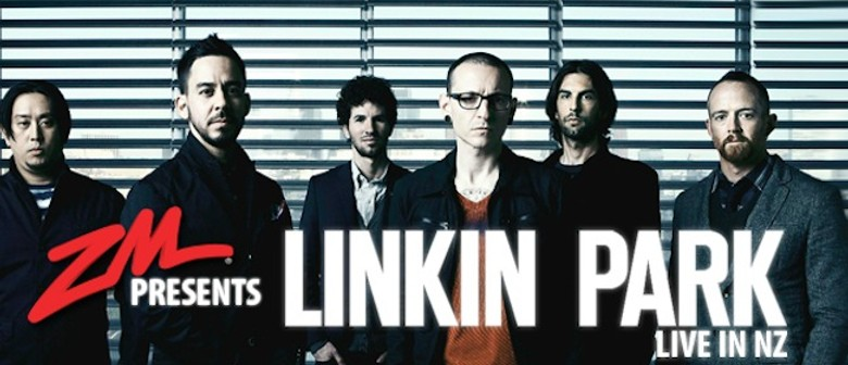 Linkin Park - Living Things World Tour