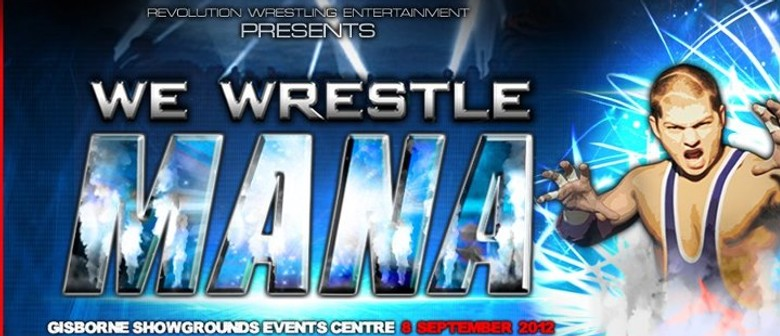 We Wrestle Series V